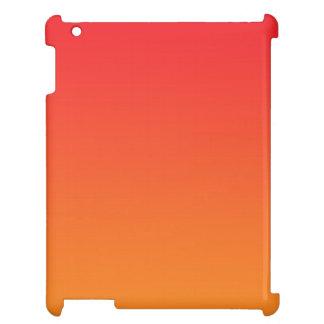 Red & Orange Ombre iPad Covers