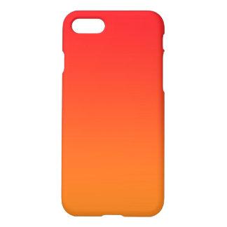 Red & Orange Ombre iPhone 7 Case