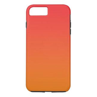 Red & Orange Ombre iPhone 7 Plus Case