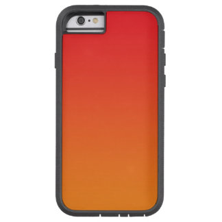 Red & Orange Ombre Tough Xtreme iPhone 6 Case