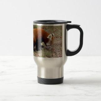 red-panda-018 travel mug