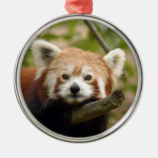 Red Panda Christmas Ornament