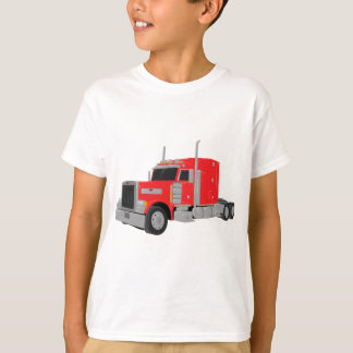 red peter built tractor T-Shirt