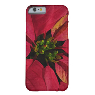 Red Poinsettia iPhone 6 Case
