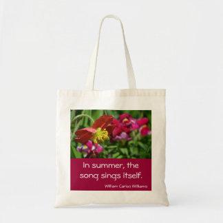 Red Poppy Bags