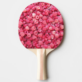 red raspberries template to customize personalize ping pong paddle