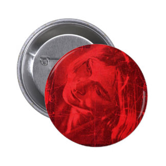 Red Reflections Button - Customizable Pins