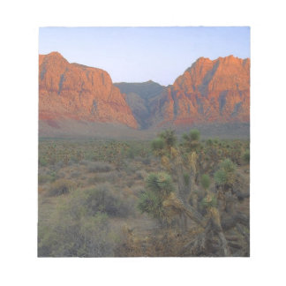 Red Rock Canyon National Conservation Area Notepad