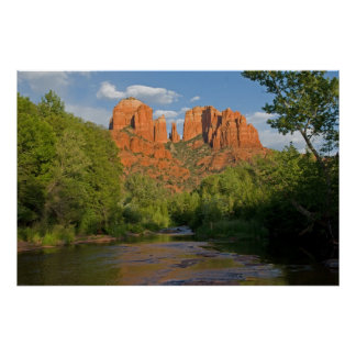 Red Rock Crossing 4164 Poster