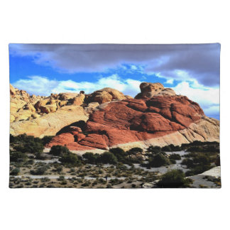Red Rock Desert Placemat