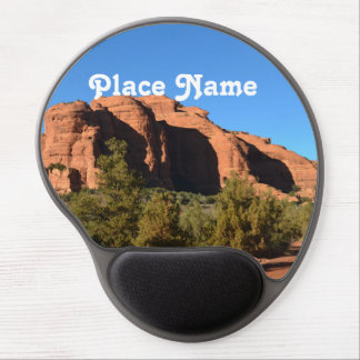 Red Rock in Sedona Gel Mouse Pad