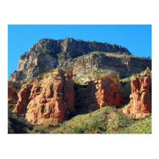 Red Rock Postcard