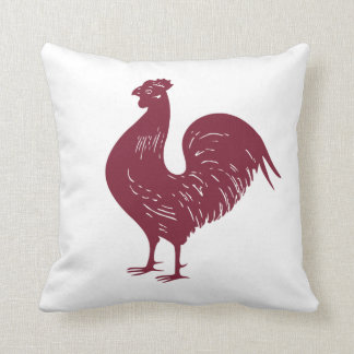 Red Rooster Cushions