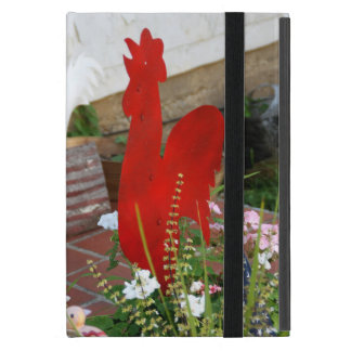 Red Rooster ipad mini case