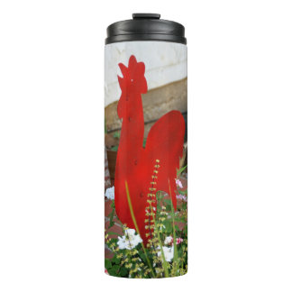 Red Rooster Thermal Tumbler