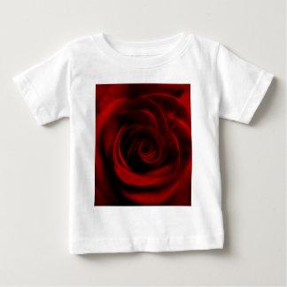 Red Rose depth of love Baby T-Shirt
