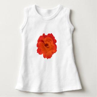 Red Rose Photo Dress
