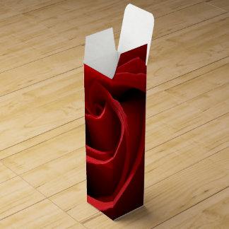Red Rose Wine Gift Box