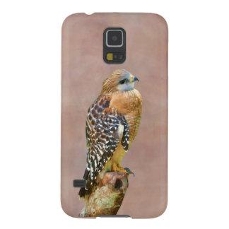 Red-Shouldered Hawk Galaxy S5 Case