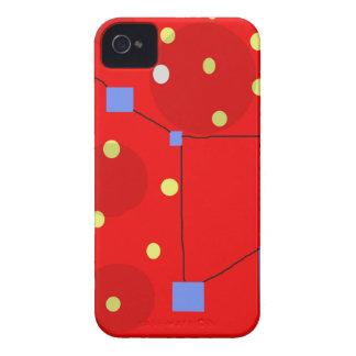 Red sky Case-Mate iPhone 4 case