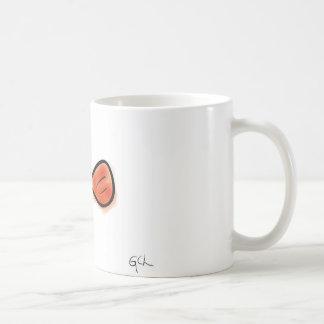 Red Snazzy Bowtie Basic White Mug