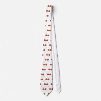 Red Snazzy Bowtie Tie