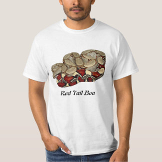 Red Tail Boa Value T-Shirt