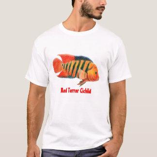 Red Terror Festae Cichlid T-Shirt