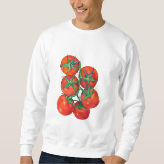 Red Tomatoes Mens T-shirt