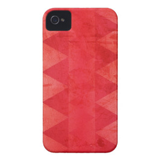 Red Triangles iPhone 4 Case