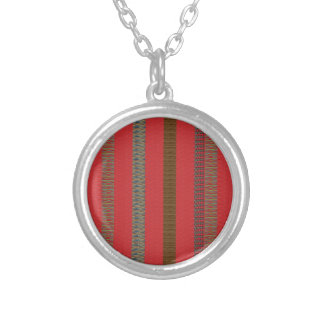 RED Unique n Elegant Stripes GIFTS lowprice store Necklaces