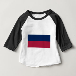 Red White and Blue Stripes Baby T-Shirt