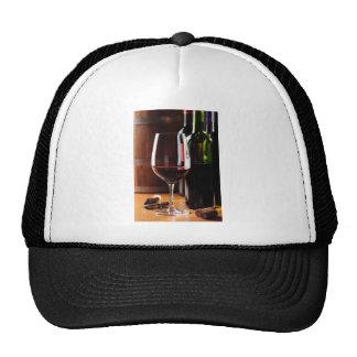 Red Wine Cap