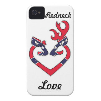 Redneck love Case-Mate iPhone 4 case