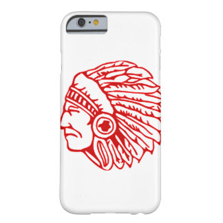 Redskin Red Indian Barely There iPhone 6 Case