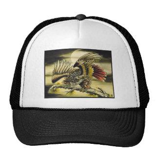 """""""Redtail"""" Hat"""