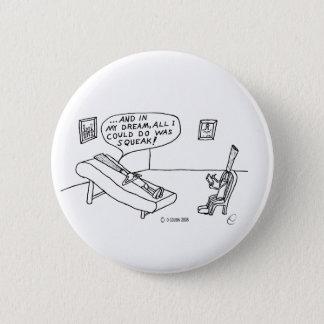 Reed Psychologist 6 Cm Round Badge