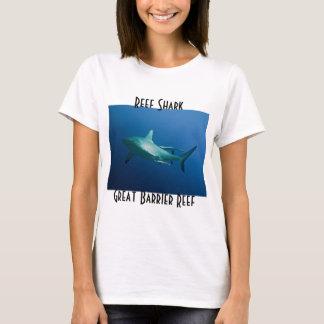 Reef Shark Great Barrier Reef Coral Sea T-Shirt