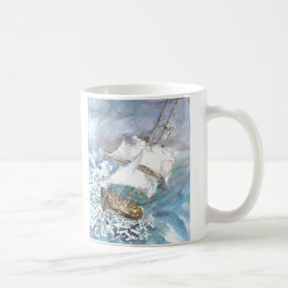 'Reefing' Mug