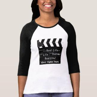 Reel Life Ladies T Tshirts