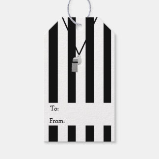 Referee Pack Of Gift Tags