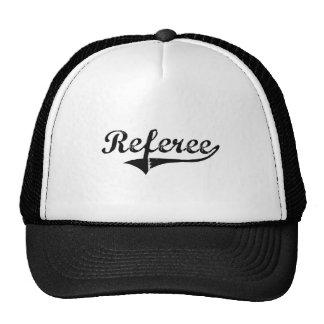 Referee Professional Job Cap