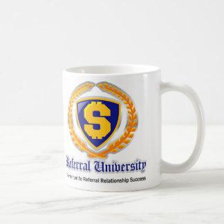 Referral University Coffee Mug