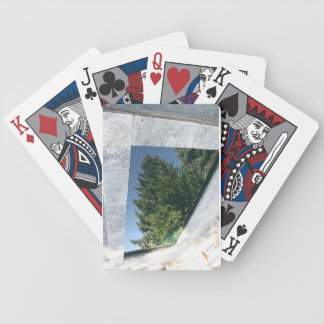 Reflection Pool Playing Cards