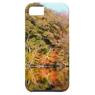 Reflections of Autumn iPhone 5 Cover