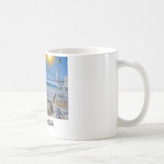 REFLECTIONS OF OZ    AUSTRALIA COFFEE MUG
