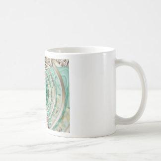 Reflections of Time Basic White Mug
