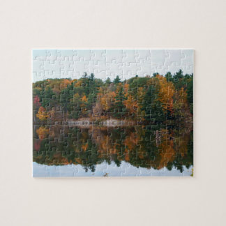 Reflections On The Lake 8x10 Puzzle with Gift Box