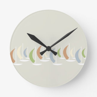 Regatta clock