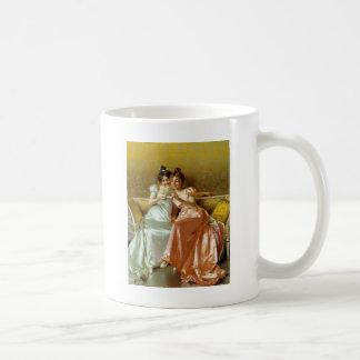Regency Letter Coffee Mug